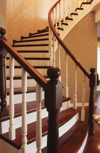 Staircase Components - Staircases